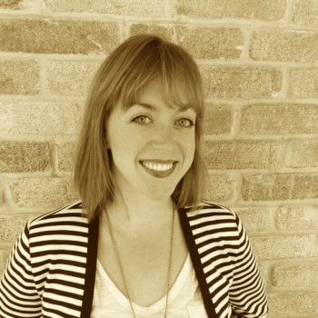 Author Photo - Molly McManus
