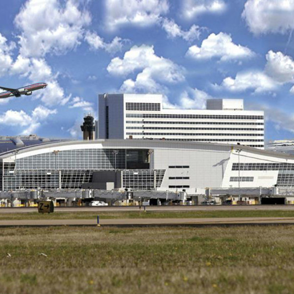 Dallas-Fort Worth Airport to add a sixth terminal called Terminal F