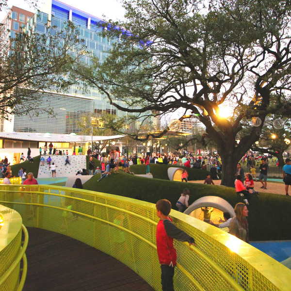 A family-friendly guide to artsy and outdoor summer fun in Houston