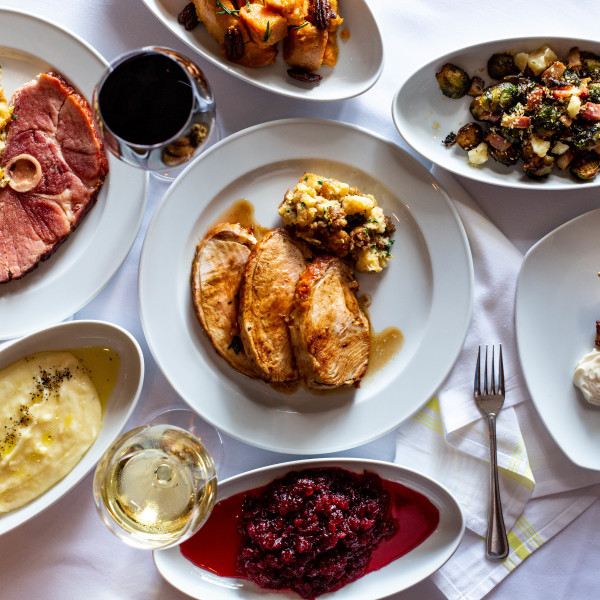 Where to dine on Thanksgiving: 12 best restaurants for a holiday feast