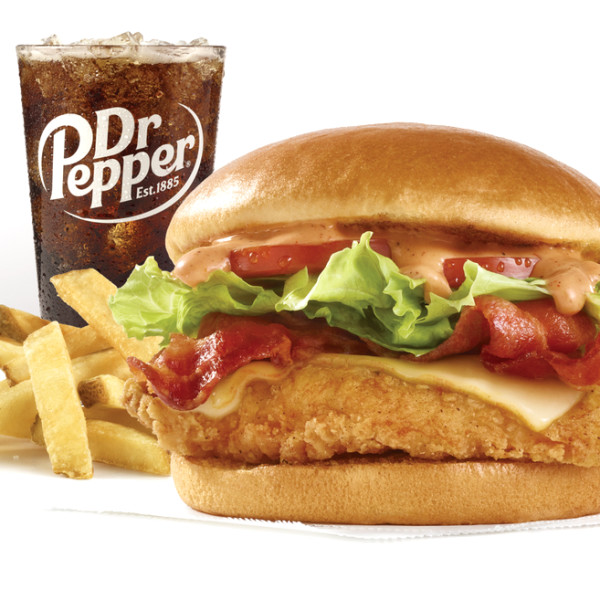 Wendy's gets savory with new S'Awesome Bacon Chicken Sandwich