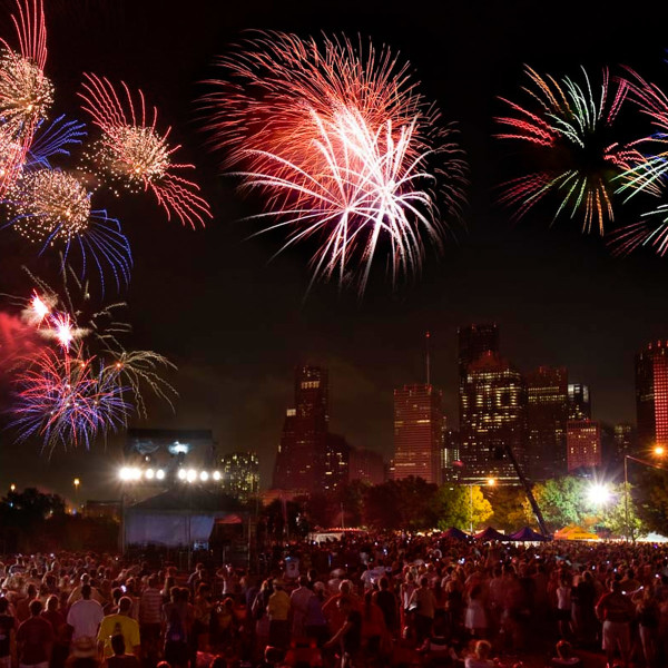 Here are the best 4th of July fireworks shows in Houston and beyond