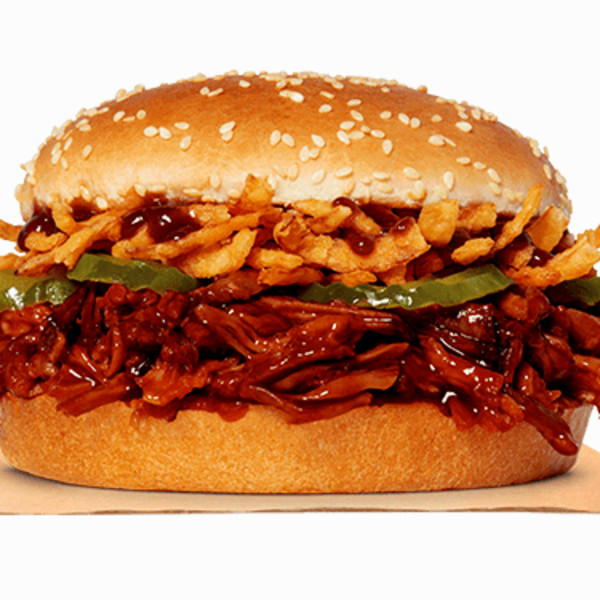 Burger King goes sweet and savory with new Pulled Pork King Sandwich