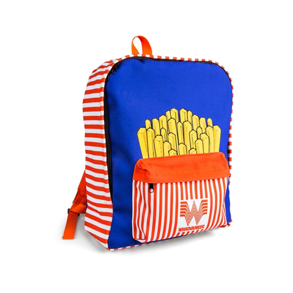 Whataburger unveils new class of merch including backpacks and shoes