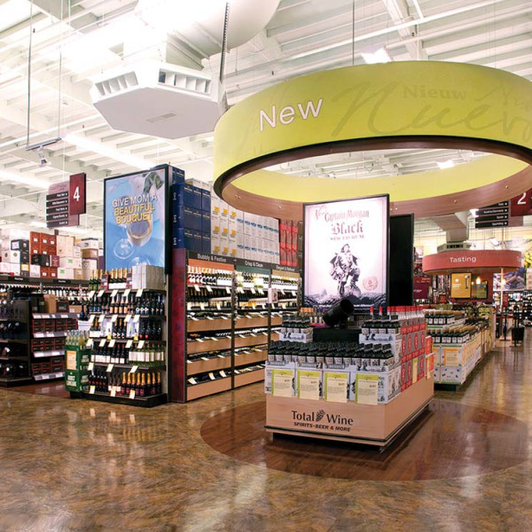 Total Wine & More expands Dallas presence with two new locations
