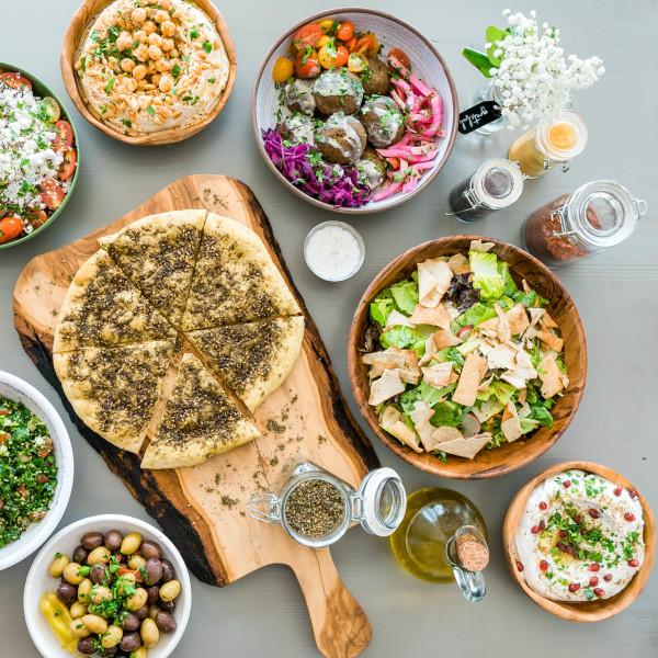 Crafty and fresh new Mediterranean restaurant unfolds in Briargrove