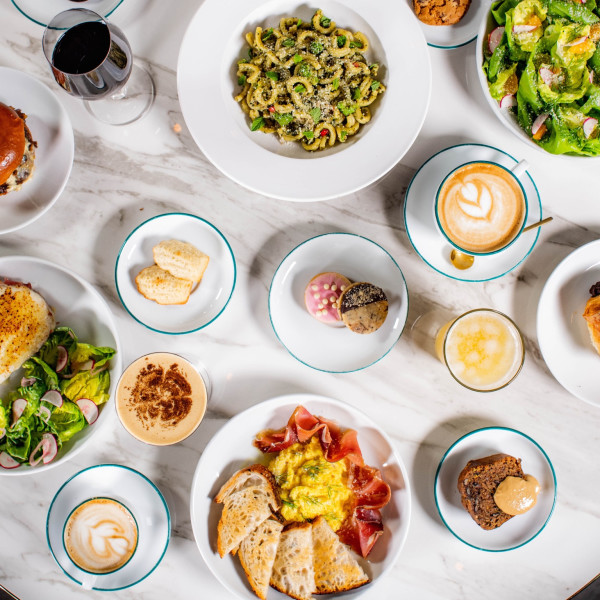 Dishing on a stylish downtown cafe, plus a new foodie warehouse