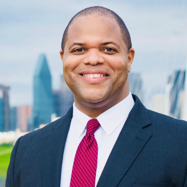 Newly elected Dallas mayor Eric Johnson takes new job with law firm