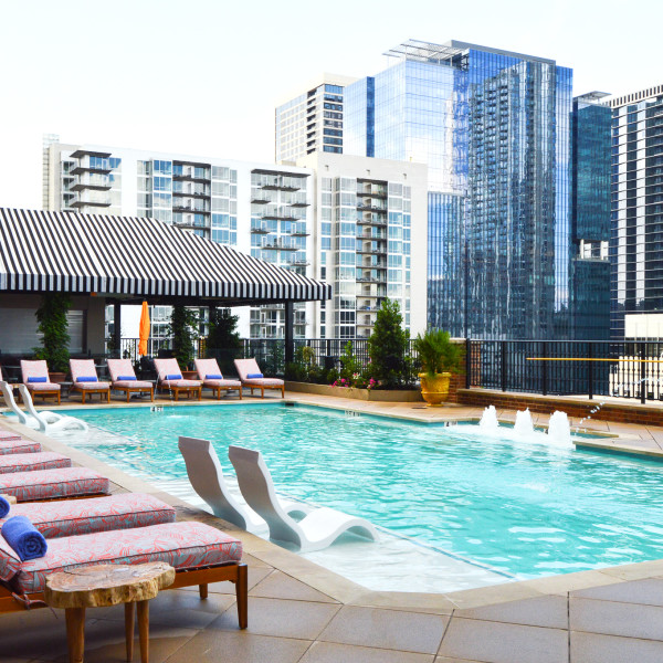 Long-awaited luxury hotel za-za-zooms into downtown Austin
