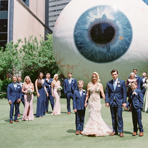 Glamorous wedding takes the cake in week's 5 hottest Dallas headlines