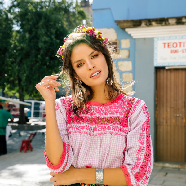 Haute Mexican-inspired blouse and dress shop pops up in Rice Village