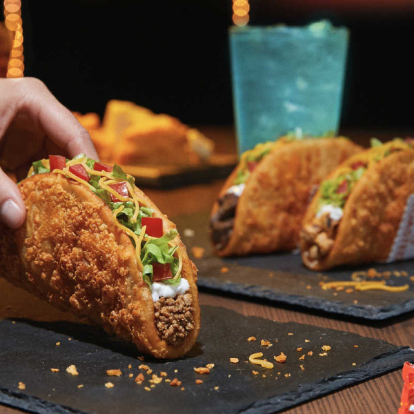 Taco Bell gets toasty with new cheesy and crunchy chalupa