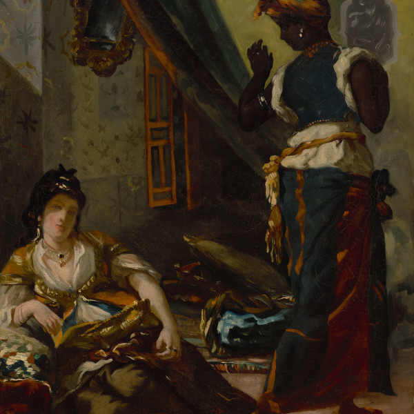 Museum of Fine Arts, Houston showcases French great's lost masterpiece