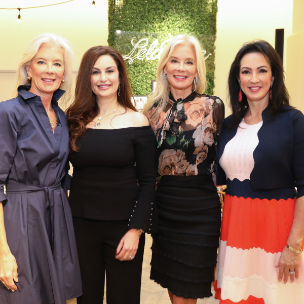 Chic Houston ladies step up for local animals at stylish soiree