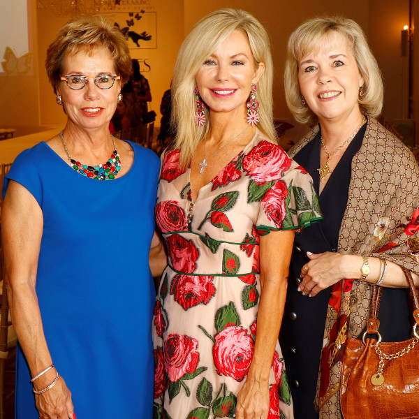 Dallas fashionistas and Cowboys greats celebrate luncheon's 20th year