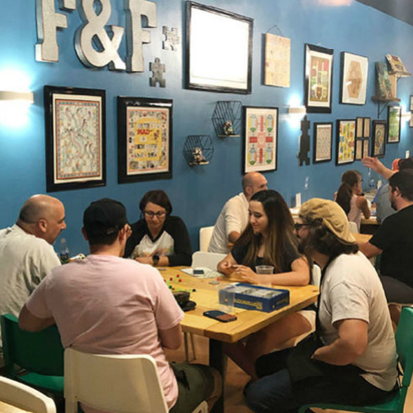 Plano cafe rolls out with hundreds of board games, coffee, and snacks