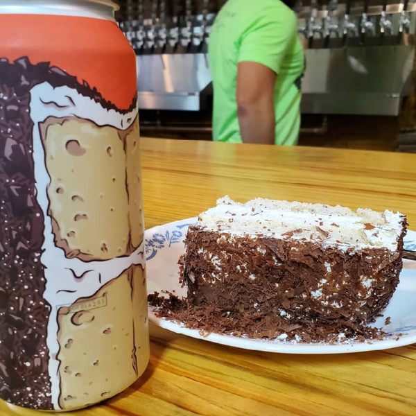 Newest beer from Fort Worth's Martin House Brewing takes the cake