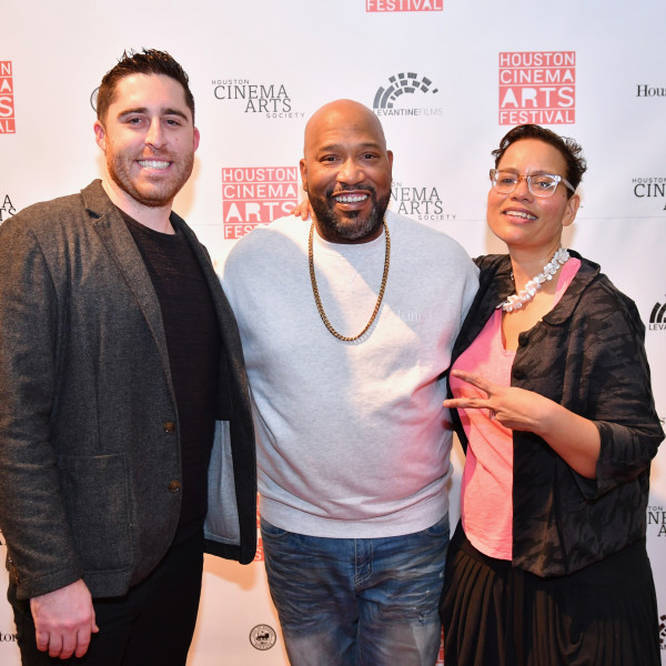 Houston cinema scenesters make a splash with red carpet bash