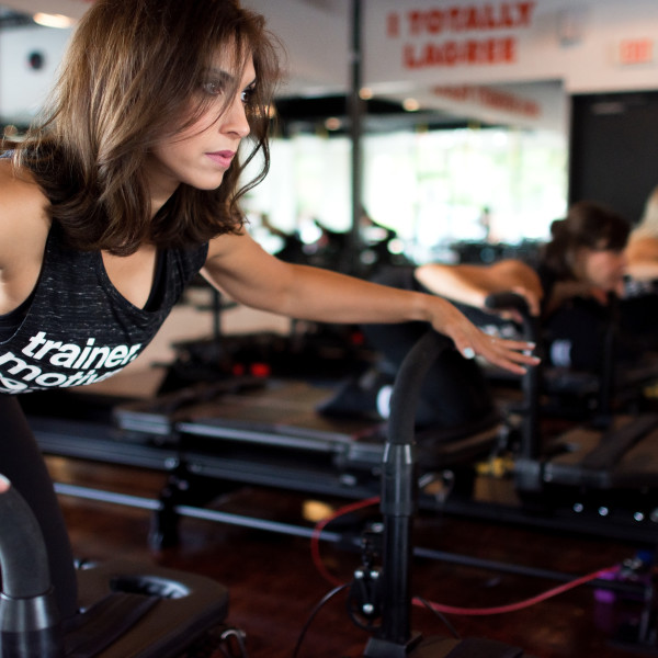 Stay fit during the holidays with Houston's premier Megaformer studio