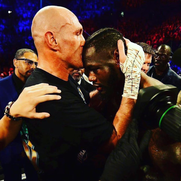 Hoffman on the fury of a bad boxing bet and Houston's Masked celebrity