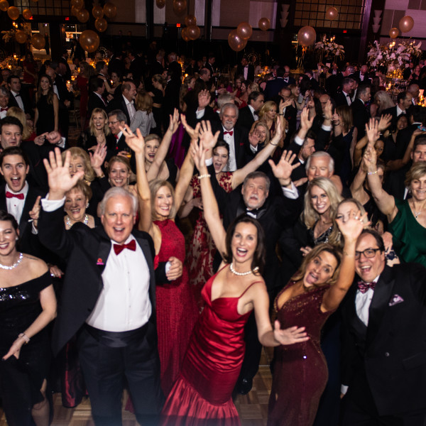 Houstonians celebrate the gift of time at $2.3 million Heart Ball