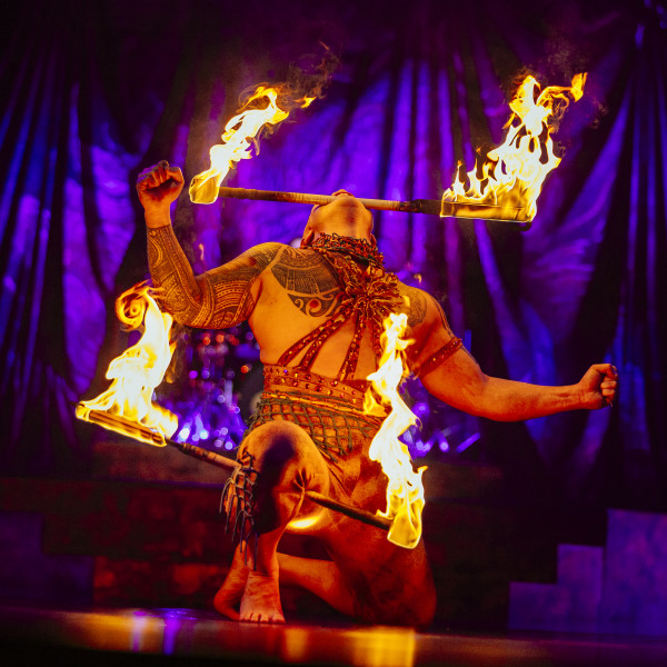 Cirque du Soleil leaps into Houston with fiery daredevil tricks