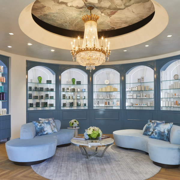 Houston's haute new spa draws a star-studded evening of glam