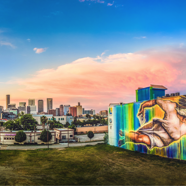 New Houston website takes locals on a tour of murals around town