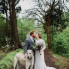 Nicole Jordan: Couple weathers the storm with magical, muddy wedding at Dallas-area family home