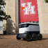 : University of Houston rolls out futuristic food delivery robots