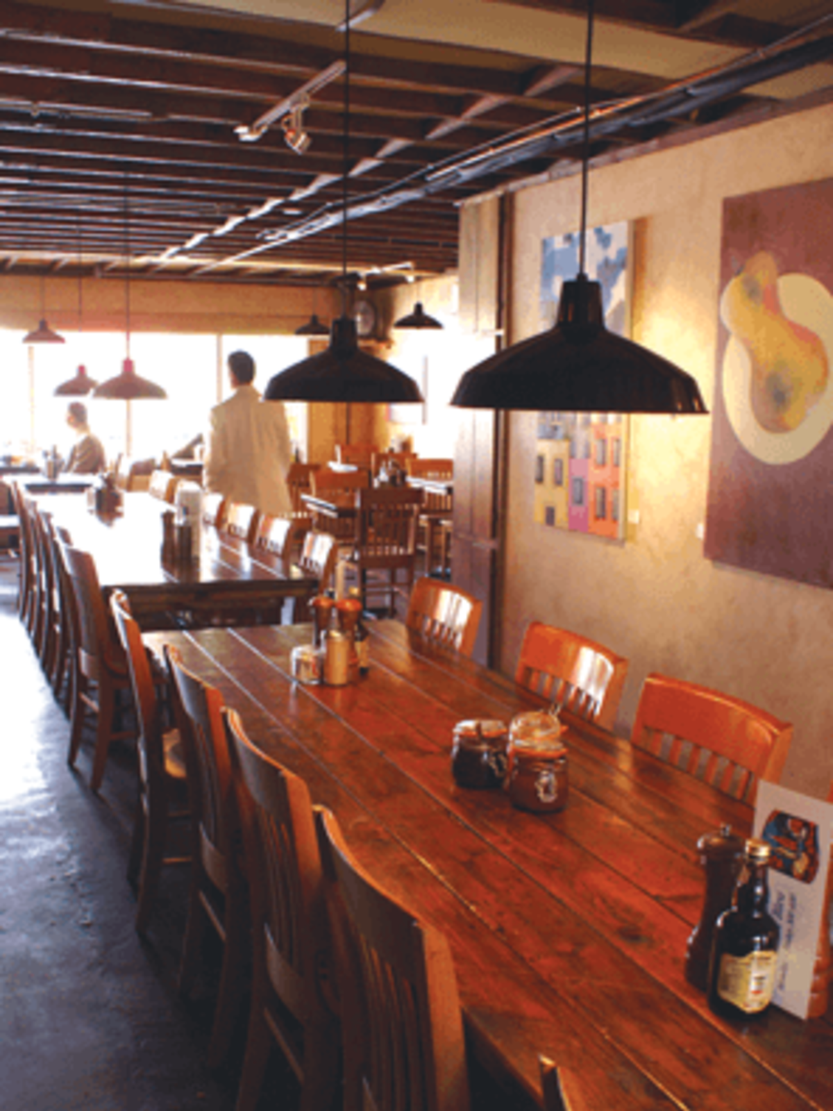 Austin Photo: Places_Food_Blue Dahlia_Interior