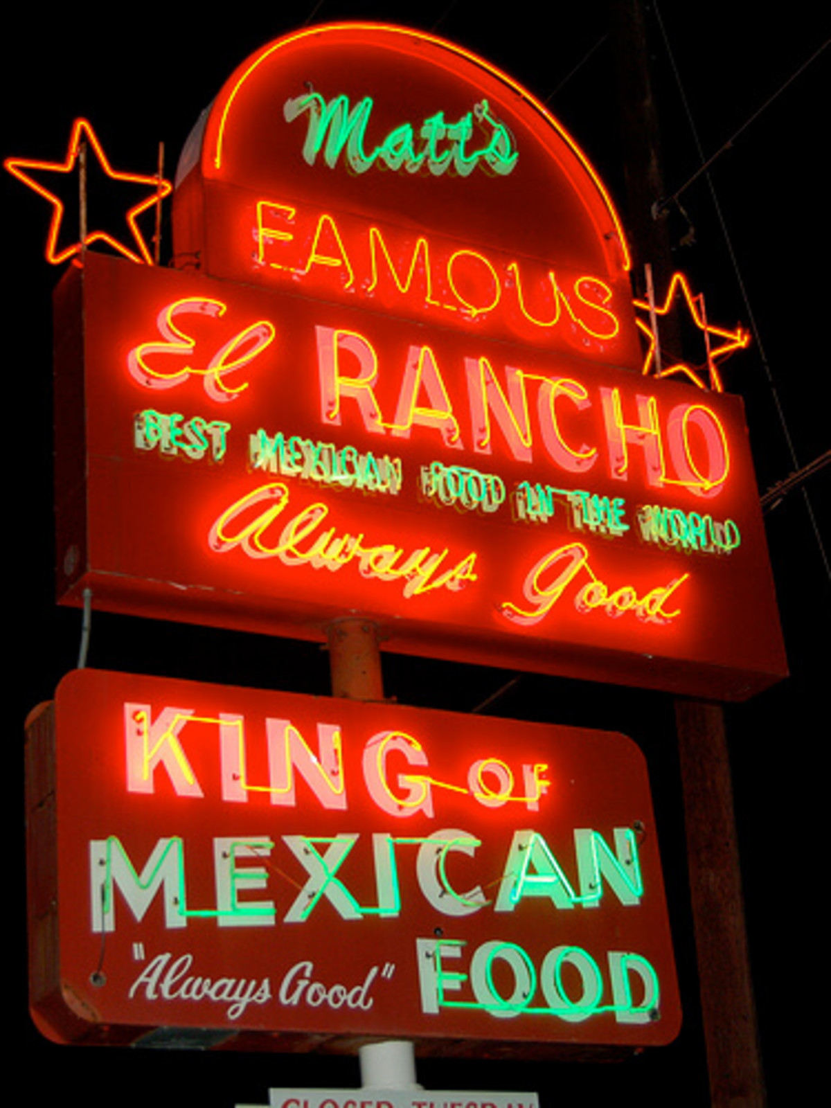 Austin Photo: Places_Food_Matt's Famous El Rancho