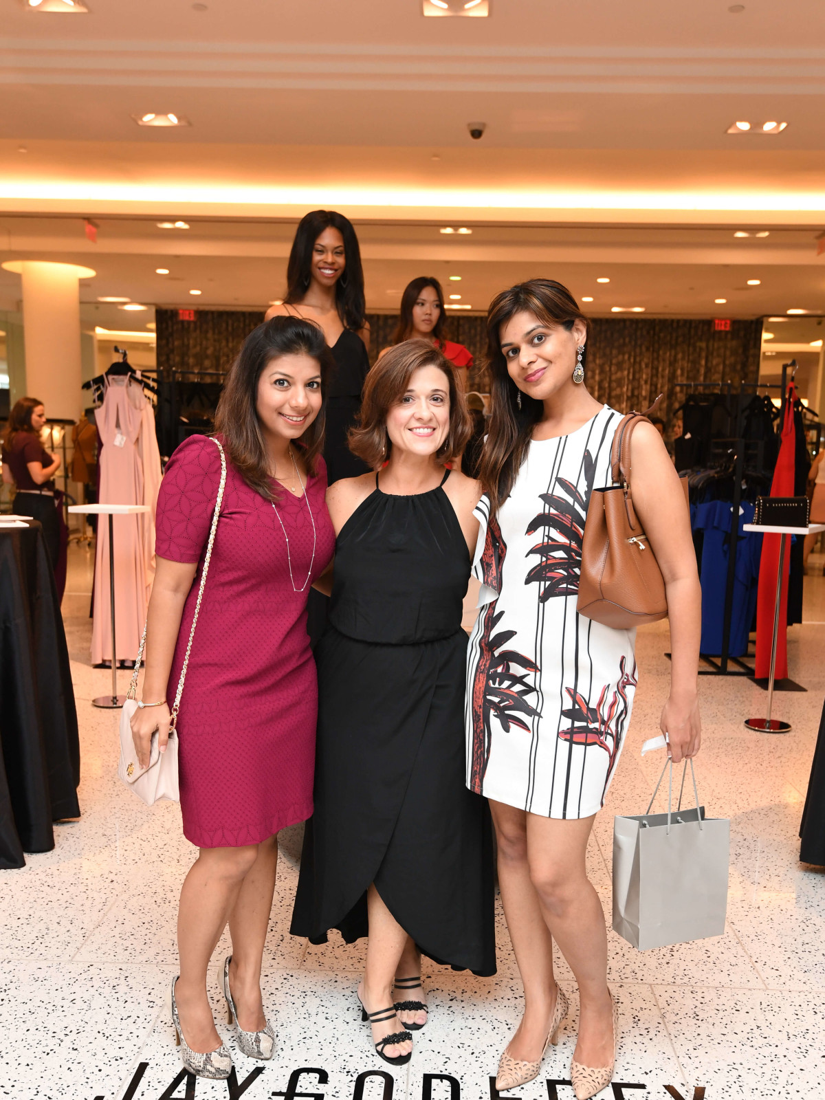 Women of Wardrobe, Aug. 2016, Karishma Asrani, Delenn Maples, Ranjeeta Bhatia