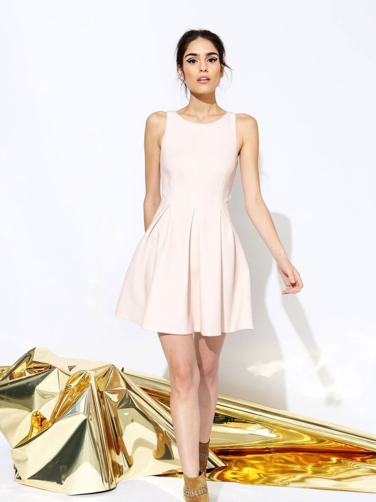 Jay Godfrey/Madrid Dress