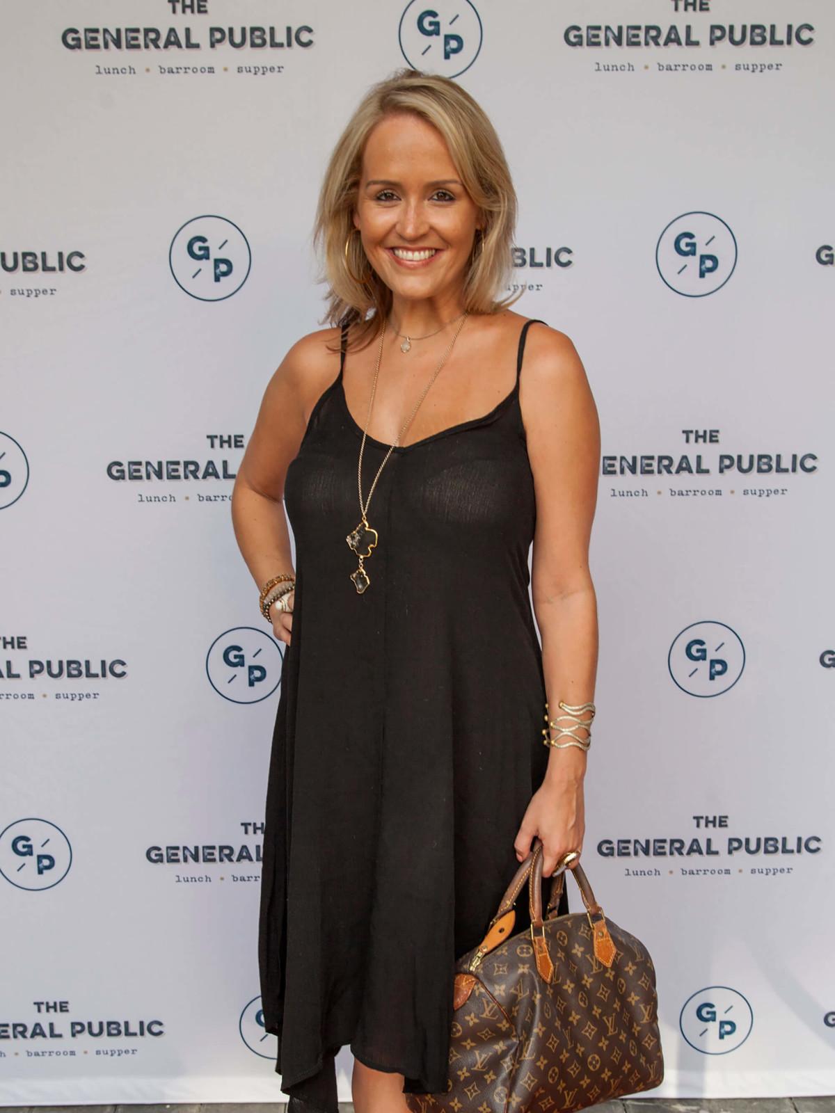 The General Public opening, 8/16, Nicole Fertitta
