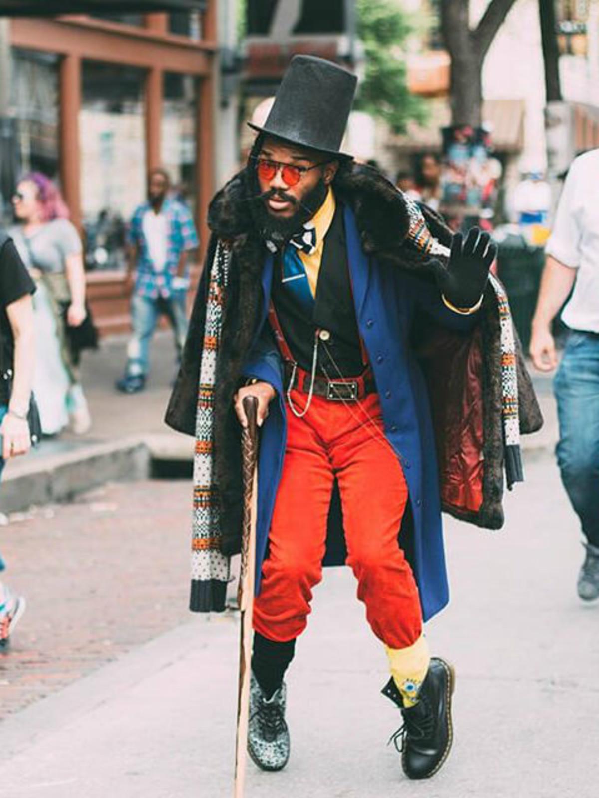 Austin Stylemakers 2016 Lamar Sanchez