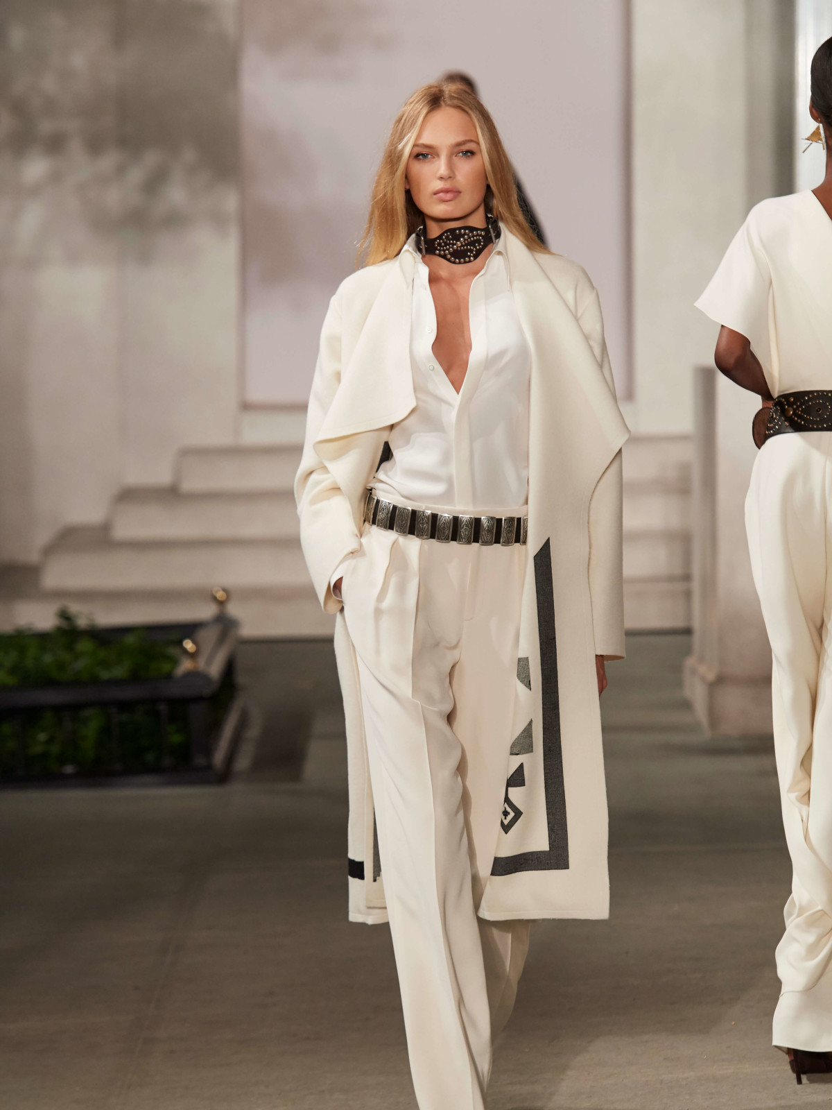 Ralph Lauren gown look 22