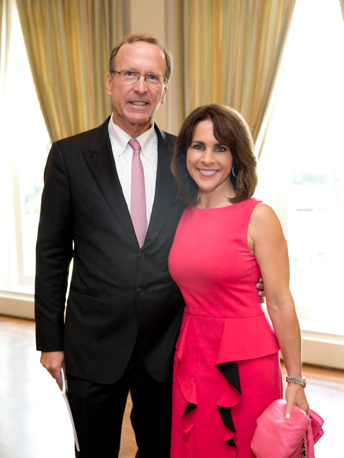 Ladies for Literacy, 9/16, Neil Bush, Maria Bush