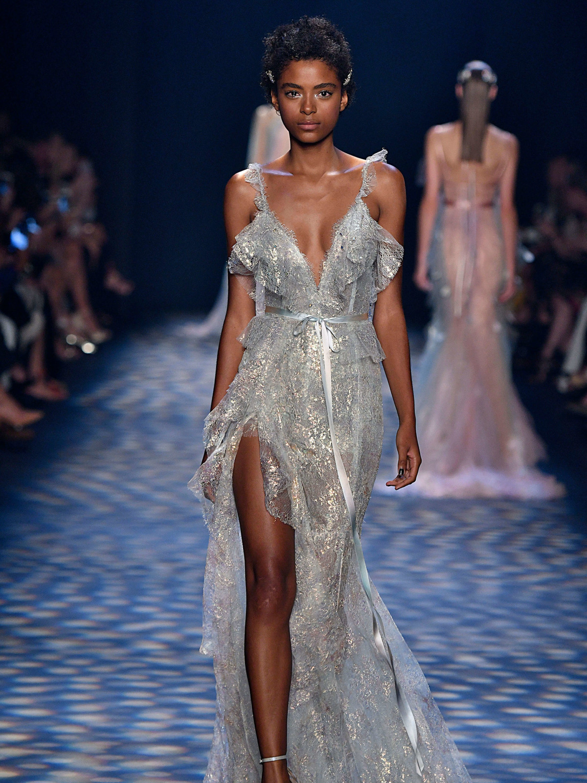 Marchesa look 3 spring 2017 collection