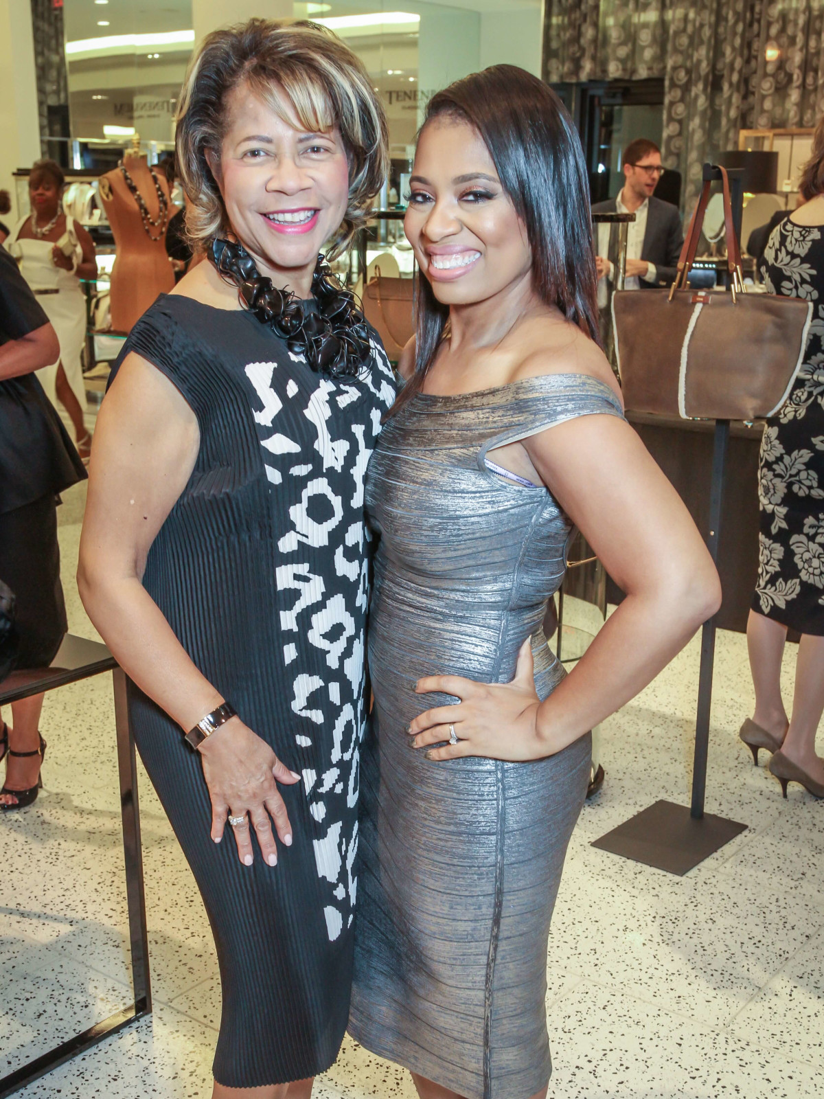 Women of Distinction, Sept. 2016 Merele Yarborough, Shawntell McWilliams
