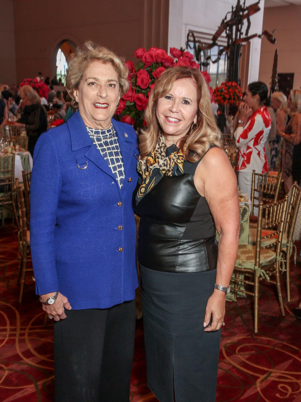 Legacy Luncheon, 9/16, Ellen Cohen, Cyndy Garza Roberts