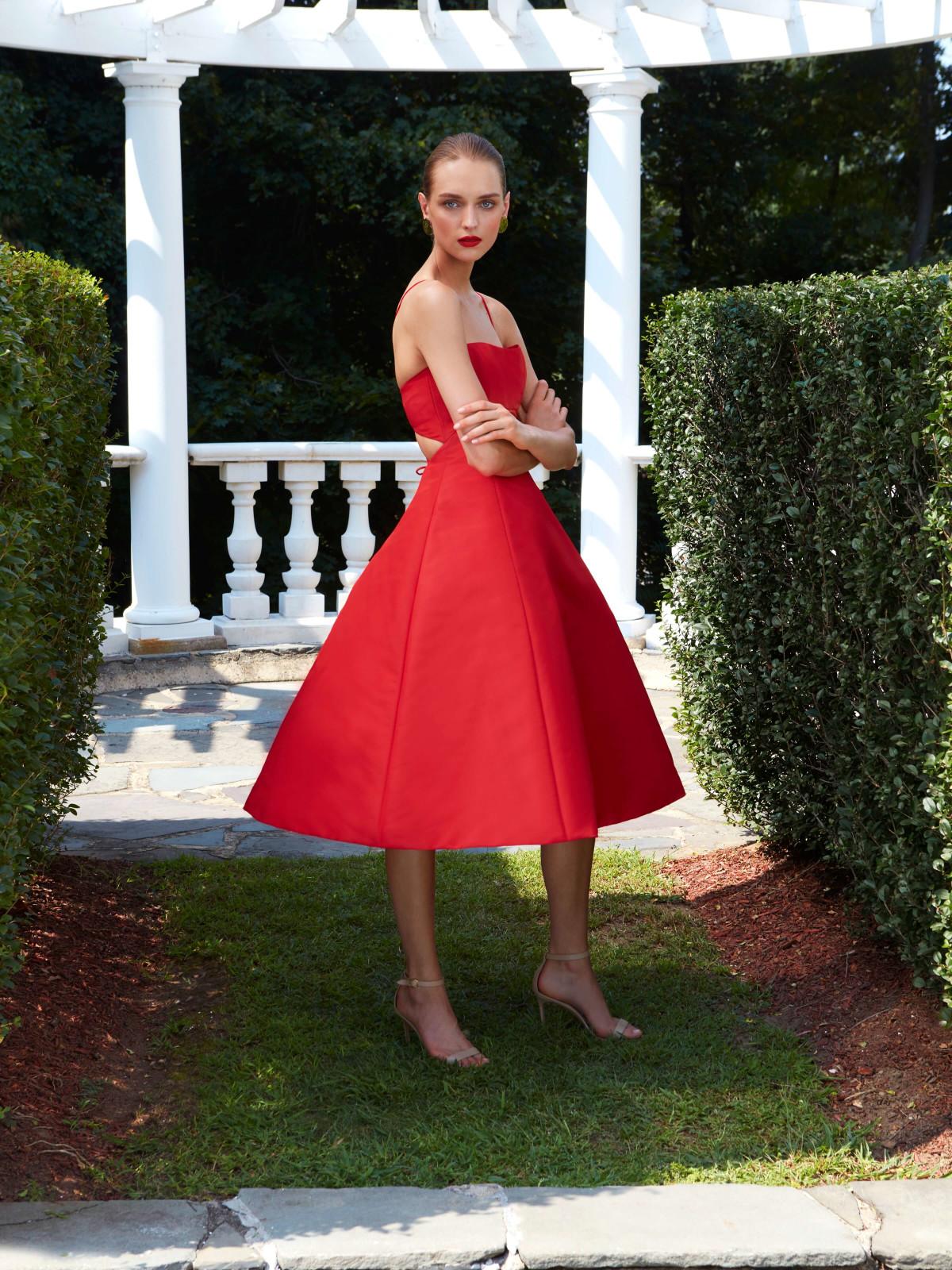 Elizabeth Kennedy spring 2017 look 4