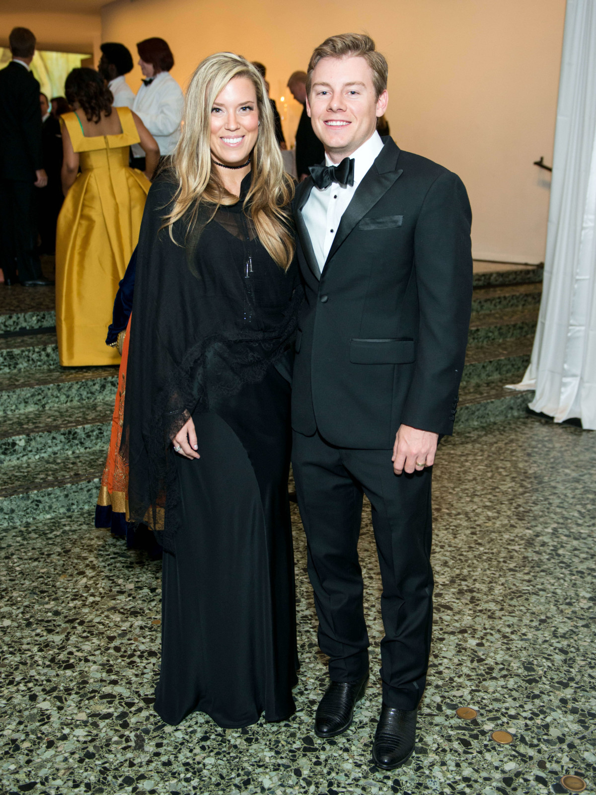 Austin Alvis, Holly Alvis at Museum of Fine Arts Grand Gala