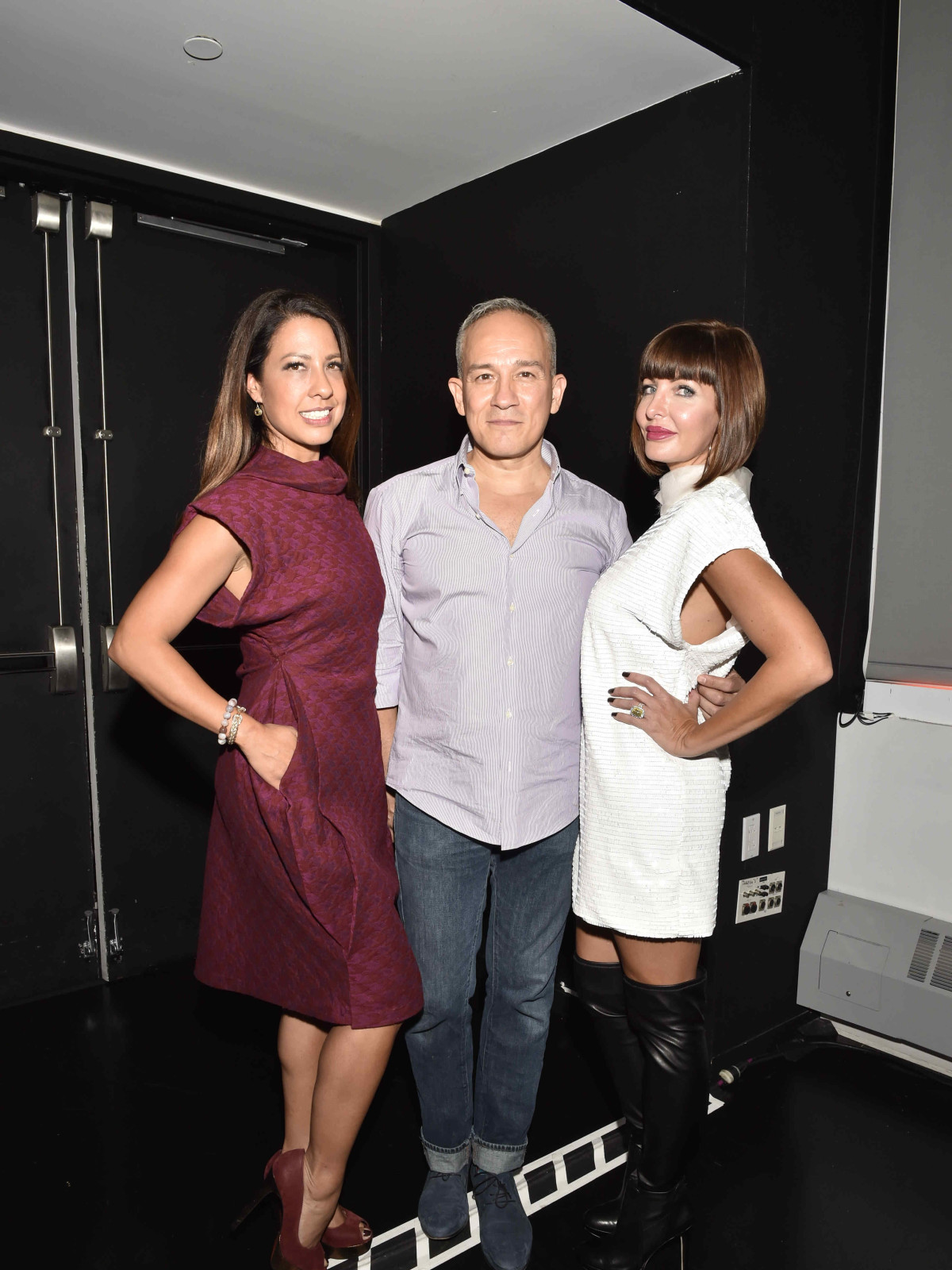 Anika Jackson, Cesar Galindo, Staci Henderson