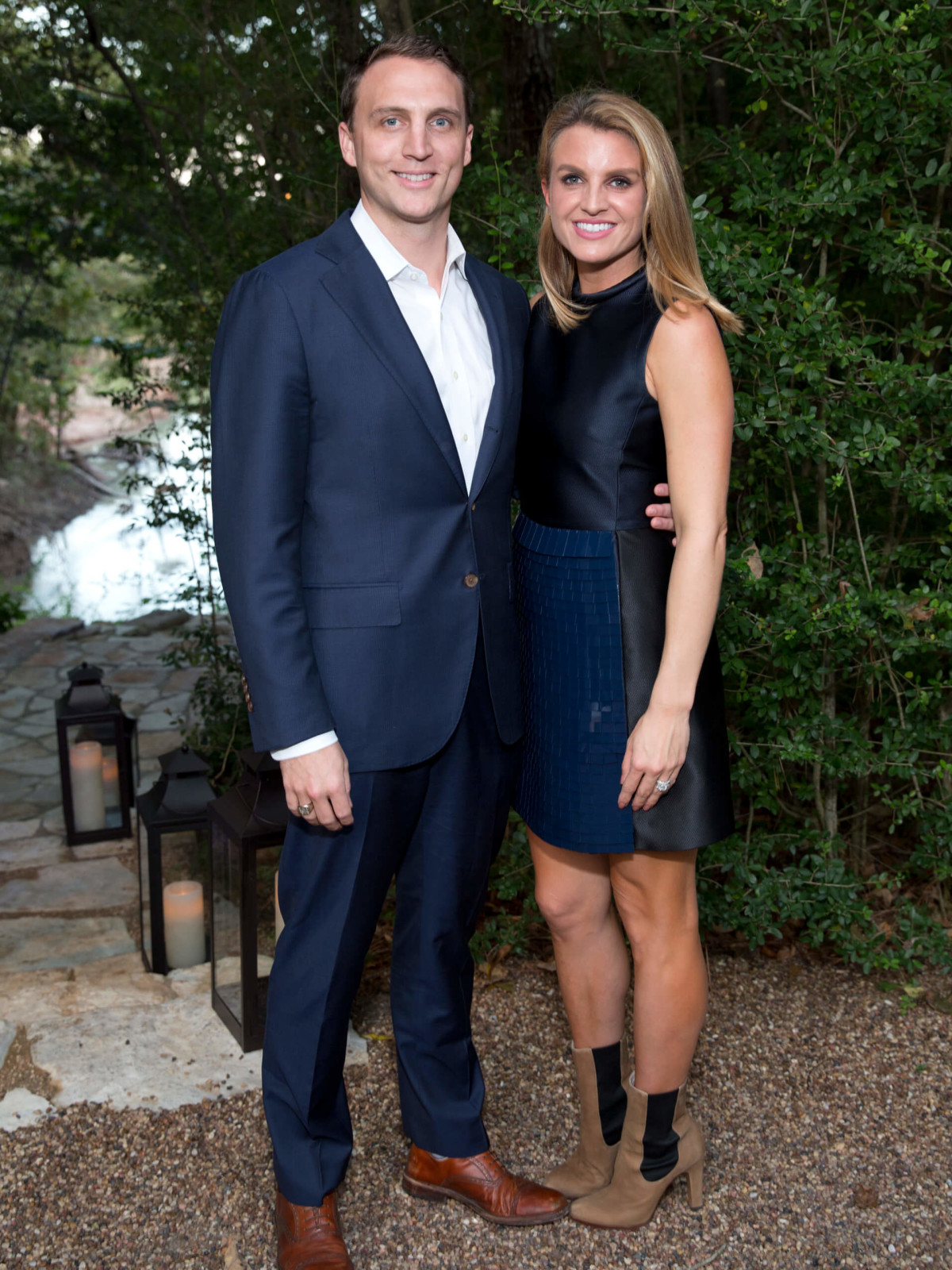 Houston, Bayou Preservation Association 50th anniversary gala, Oct. 2016, Jason Arnoldy, Lindley Arnoldy