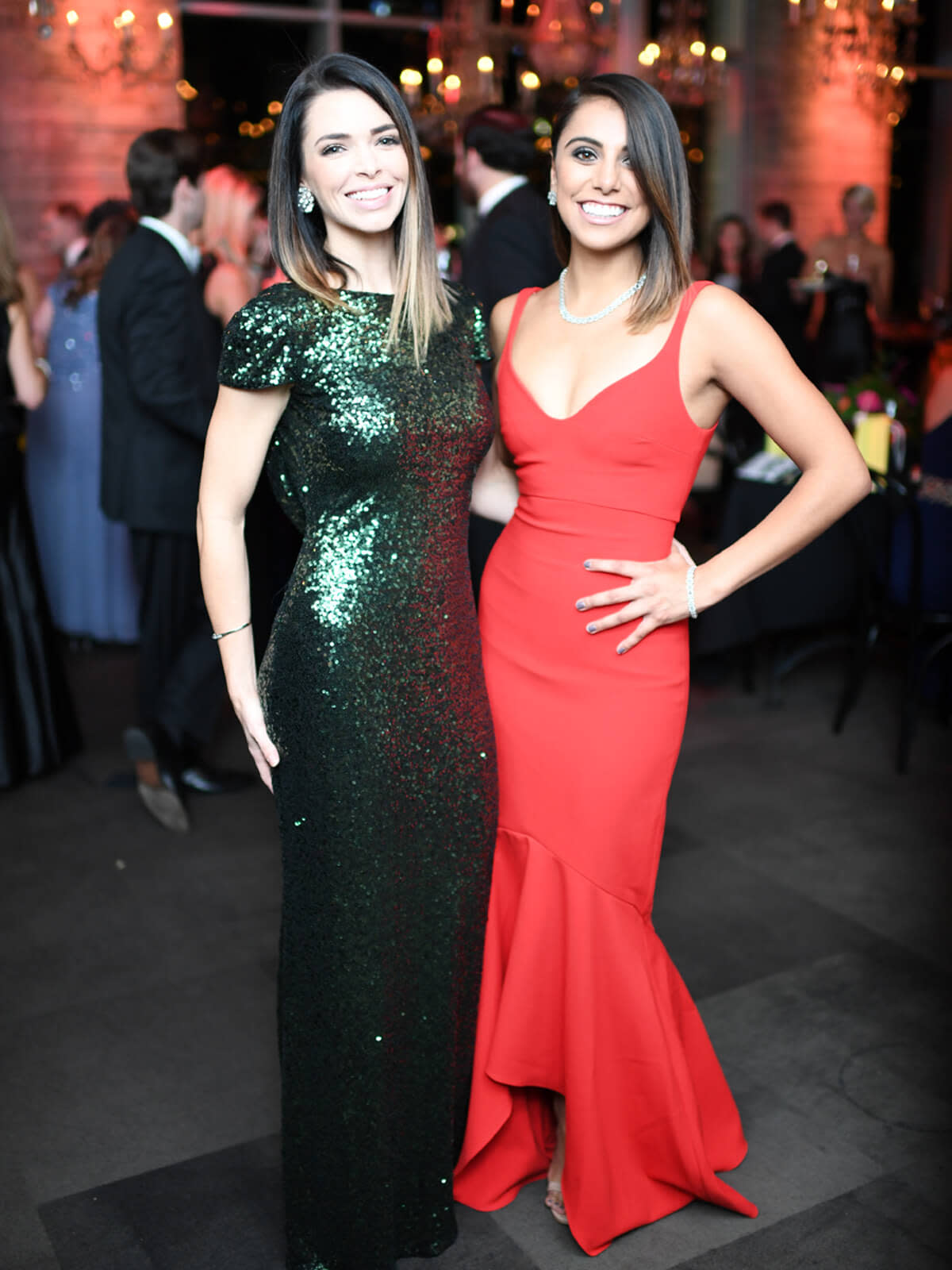 Jungle Book Gala, Lynsey Jackson, Justine Alanis