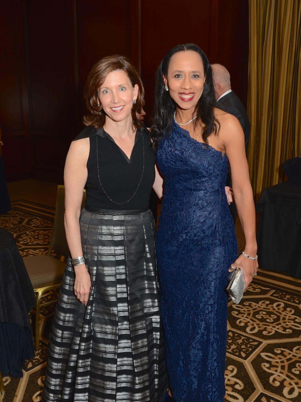 Planned Parenthood Gala, Nancy McGregor Manne, Gina Carroll