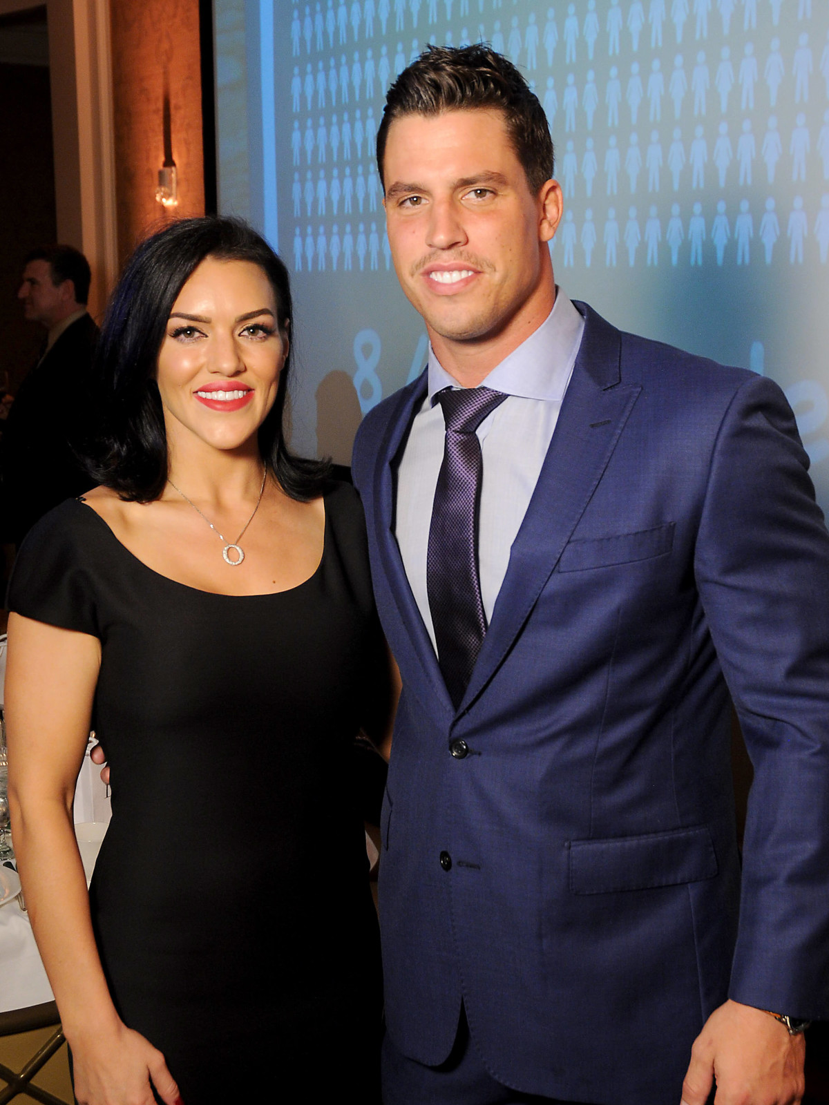 Megan and Brian Cushing/TEACH DINNER