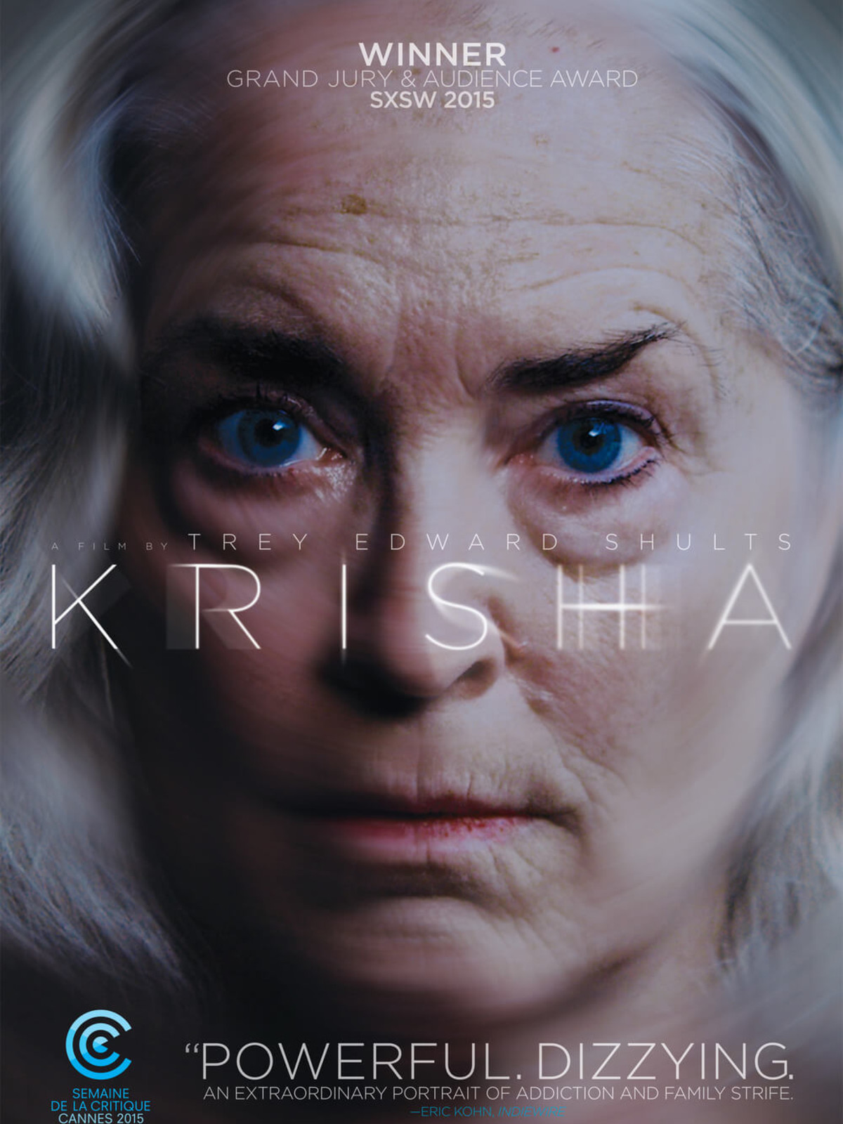 Krisha film by Trey Edward Shults