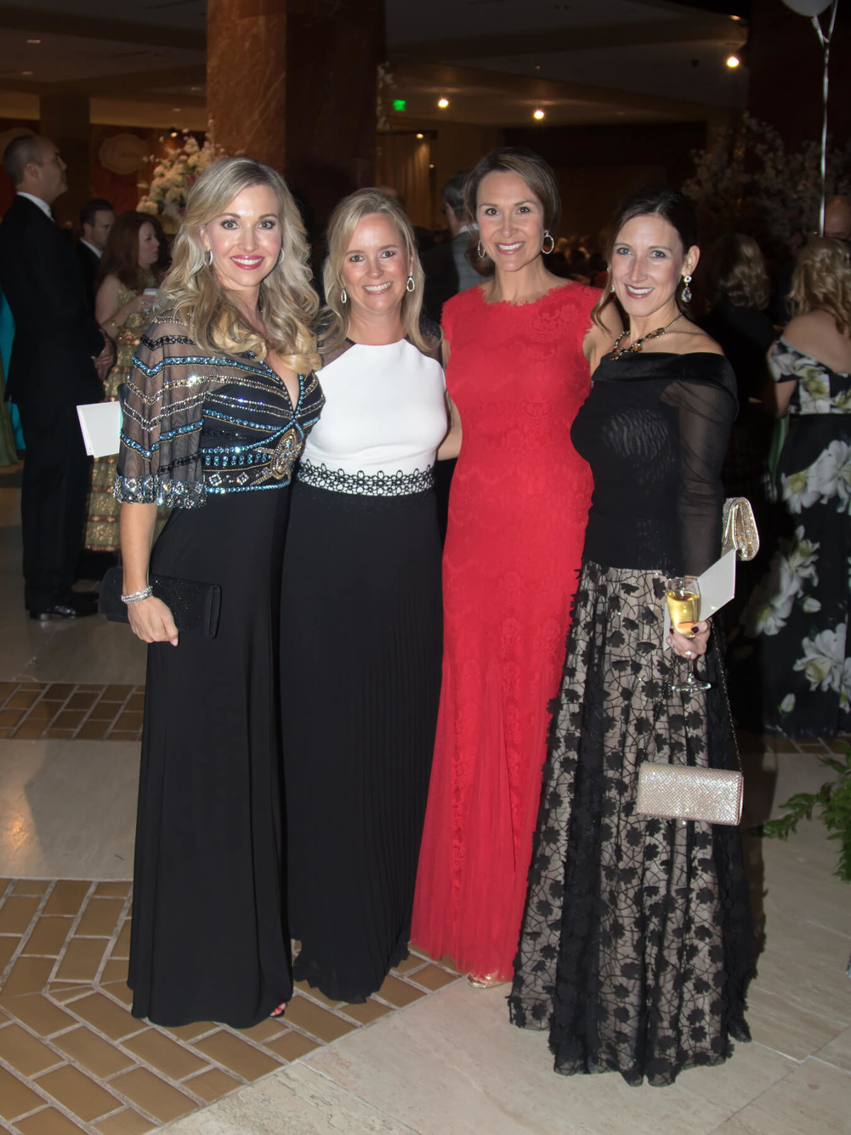 Tavia Hunt (Sherry Hill), Paula Wills, Kate Meyer, Rebecca Whitaker (Eliza J)